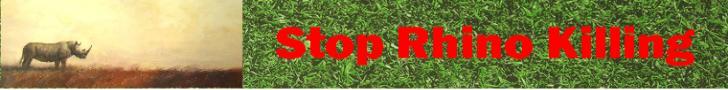 Stop Rhino Killing