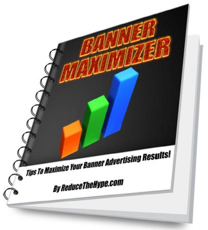 Banner Maximizer eBook