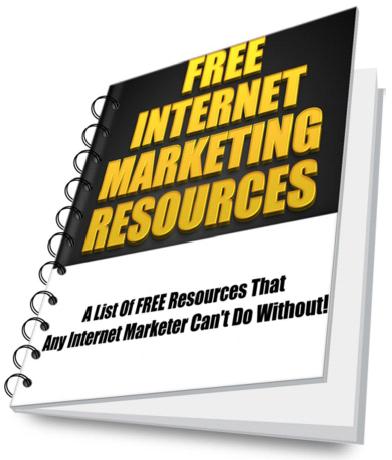 FREE Internet Marketing Resources