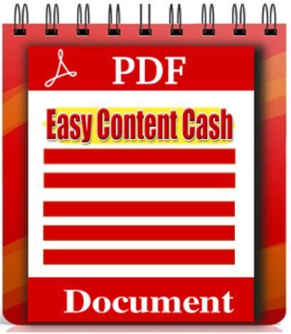 Easy Content Cash
